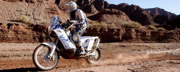 Trofeul Dakar 2011 la clasa Maraton a ajuns la Satu Mare