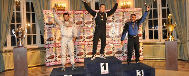 Trofeul Sinaia Forever incheie cu succes CNVC Dunlop 2012