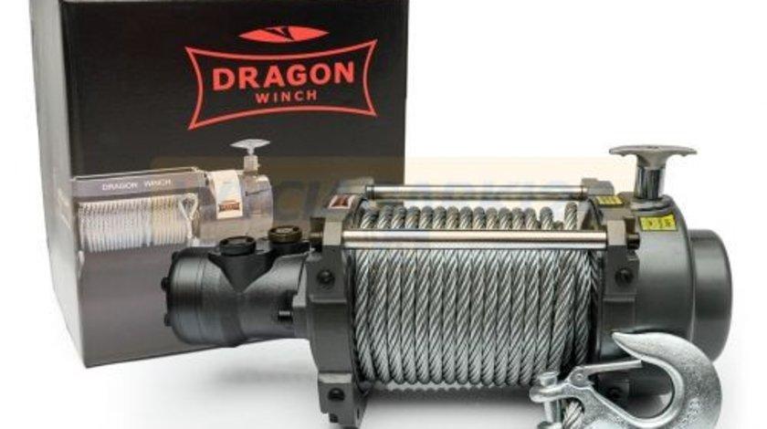 Troliu hidraulic DRAGON WINCH DWHI 18000 HD (trage 8165kg)