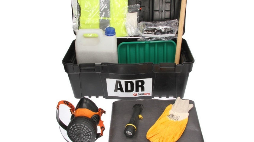 Trusa ADR kit 3, Cargoparts