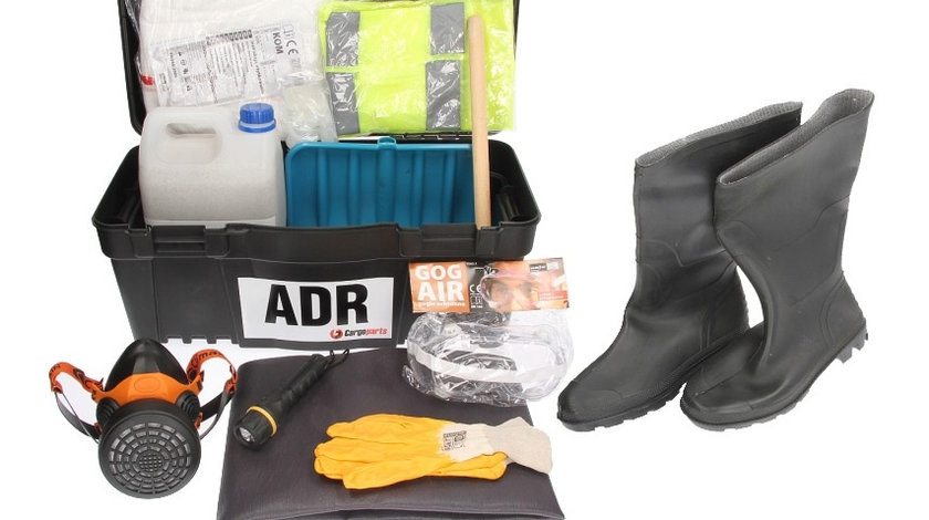 Trusa ADR kit 4, Cargoparts