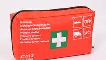 Trusa medicala auto de prim ajutor Mini 40x140x60 ...