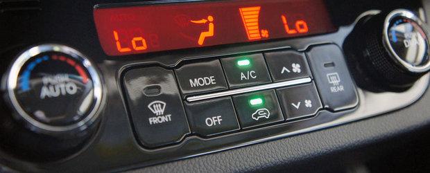 Tu ai aer conditionat in masina? Vezi de ce nu il folosesti corect
