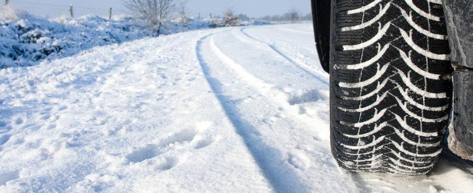Tu stiai: ca anvelopele all-season nu pot fi folosite, legal, pe timpul iernii, iar soferii care o fac risca amenzi de pana la 2.900 de lei?