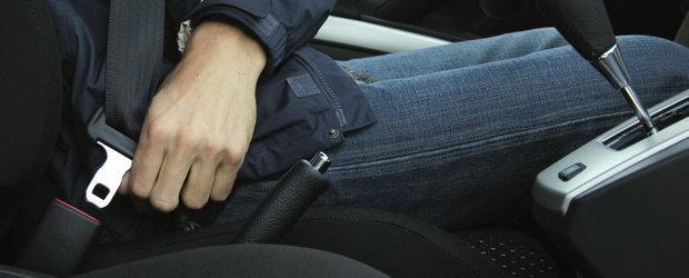 Tu stiai: Cand poti sa conduci legal fara sa porti centura de siguranta?
