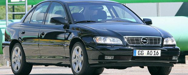 Tu stiai: Cum arata Omega V8, Opel-ul care trebuia sa se bata cu BMW M5 si Mercedes E55 AMG?