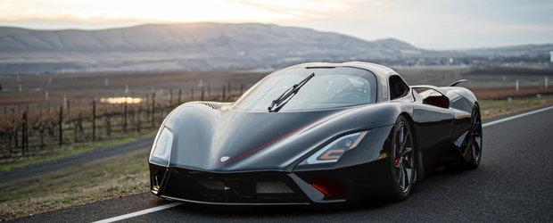 """Tuatara NU este cea mai rapida masina din lume. SSC recunoaste ca """"a existat o confuzie la editarea clipului"""""""