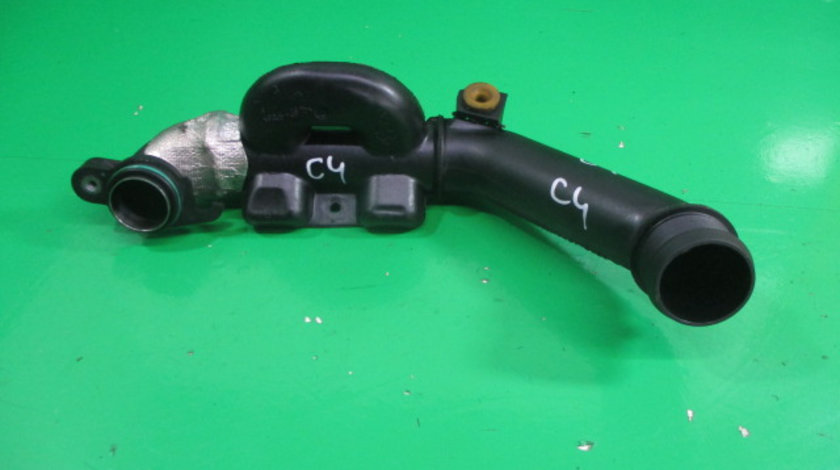 TUB / CONDUCTA INTERCOOLER TURBO COD 9653778480E CITROEN C4 / 1.6 HDI FAB. 2004 – 2011 ⭐⭐⭐⭐⭐