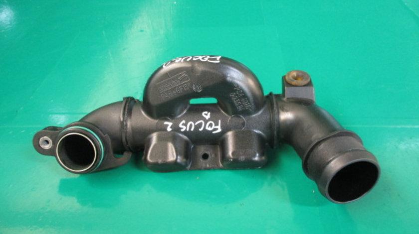 TUB / CONDUCTA INTERCOOLER TURBO COD 9670210780 FORD FOCUS 2 1.6 TDCI FAB. 2004 – 2010 ⭐⭐⭐⭐⭐