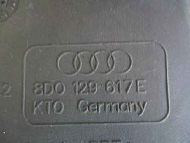 TUB / FURTUN / RACORD AER COD 8D0129617E VW PASSAT B5 1.9 TDI FAB. 1996 - 2001