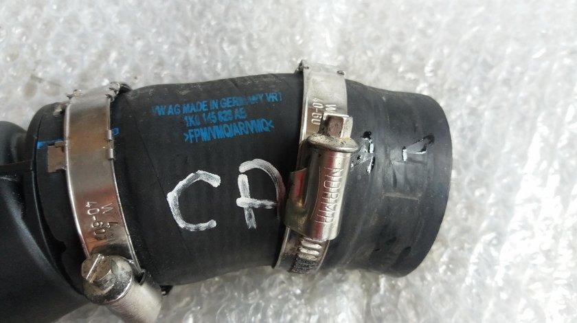 Tub intercooler 1.6 tdi cay audi a1 8x a3 8p vw golf 6 polo 6r skoda octavia 2 seat leon caddy 1k0145828ab