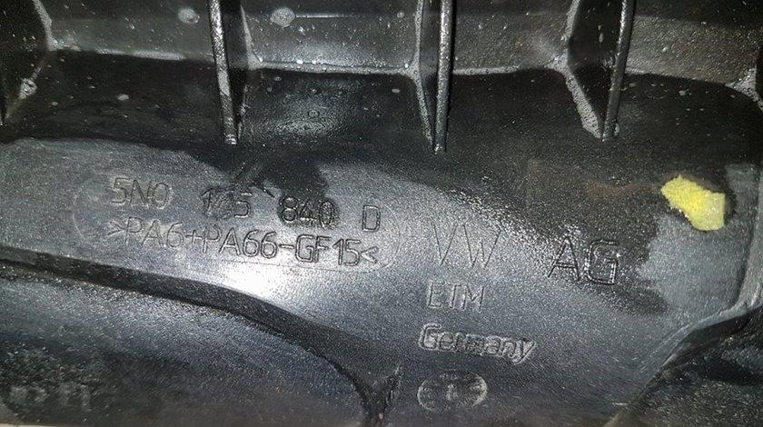 Tub intercooler 5n0145840d vw golf 6 2.0 tdi cbaa 136 cai