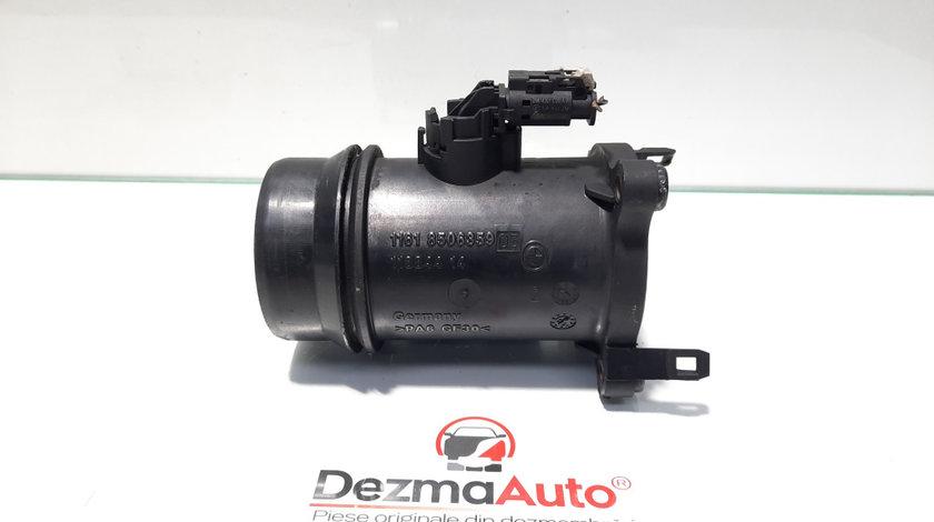 Tub intercooler cu senzor, Bmw 5 Touring (F11) [Fabr 2011-2016] 2.0 D, N47D20A, 8506359-03