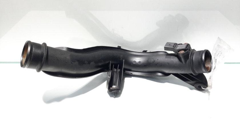 Tub intercooler cu senzor, cod 6R0145770A, Skoda Rapid (NH3) 1.6 tdi, CAYC (id:416603)