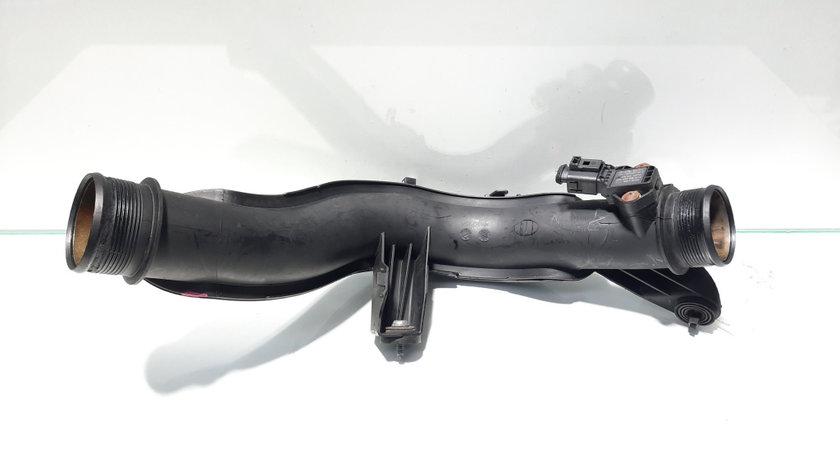 Tub intercooler cu senzor, cod 6R0145770A, Skoda Rapid (NH3) 1.6 TDI, CAYC (id:420451)
