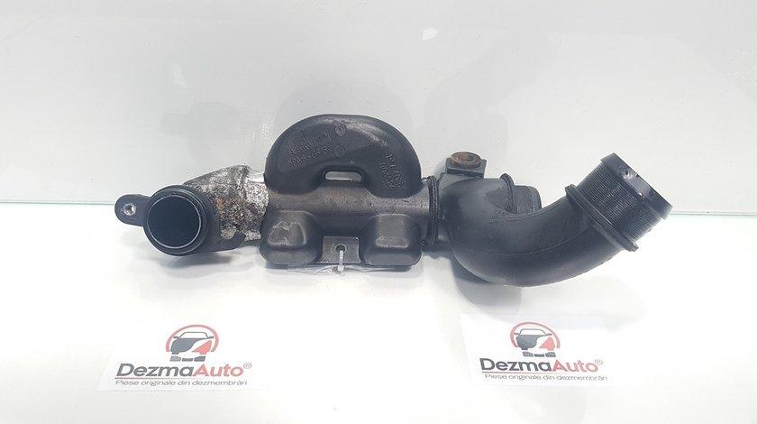 Tub intercooler, Peugeot Partner (II), 1.6 hdi, cod 9651871980