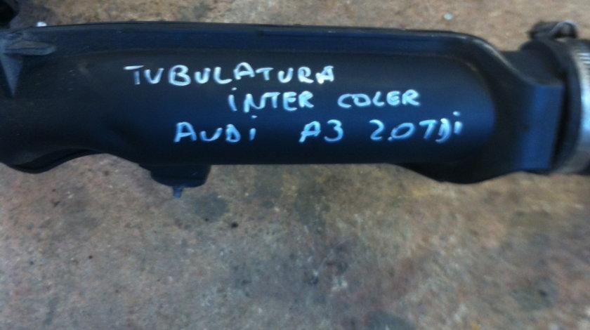 Tub intercooler volkswagen passat b6, golf 6, caddy 3, octavia 2 cod: 1k0145770ae