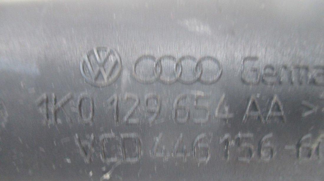 Tub intercooler Vw Golf 5 / Passat B6 / Skoda Octavia 2 an 2004 2005 2006 2007 2008 2009 2010 cod 1K0129654AA