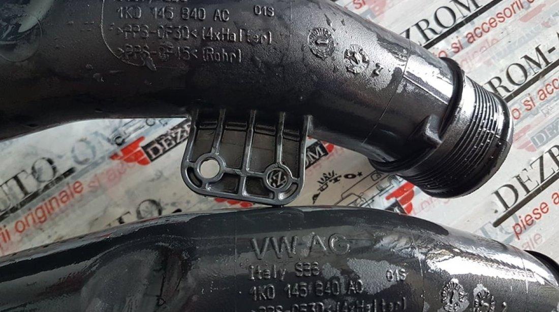 Tub intercooler vw touran 2.0 tdi clca 110 cai 1K0145840AC