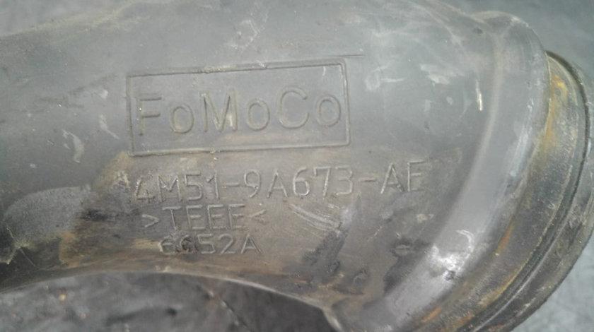 Tub turbo intercooler ford focus 2 1.8 tdci kkda 2004-2012 4m51-9a673-ae