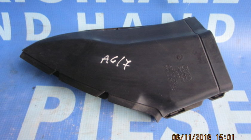 Tubulatura aer Audi A6 C6 3.0tdi Quattro; 4F0129618J