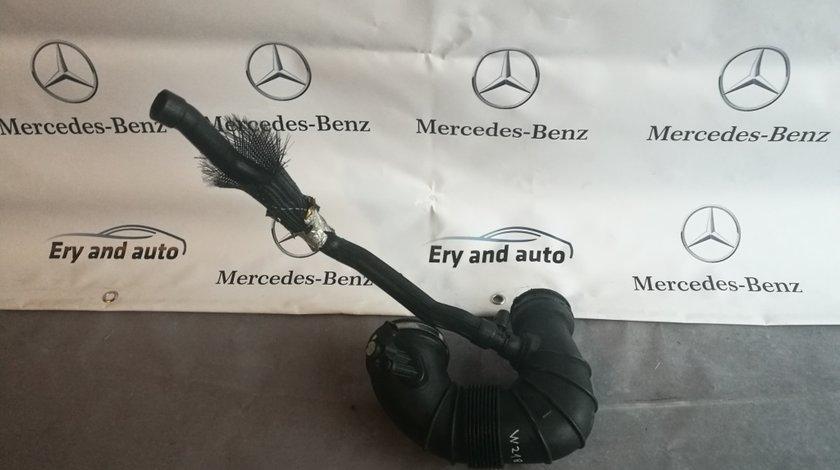 Tubulatura aer Mercedes C Class W204 2.2 CDI Euro 5 cod A6510900337