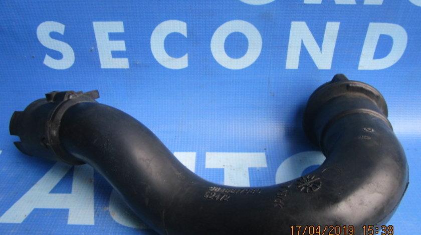 Tubulatura aer Peugeot 206 1.4hdi; 9646617980