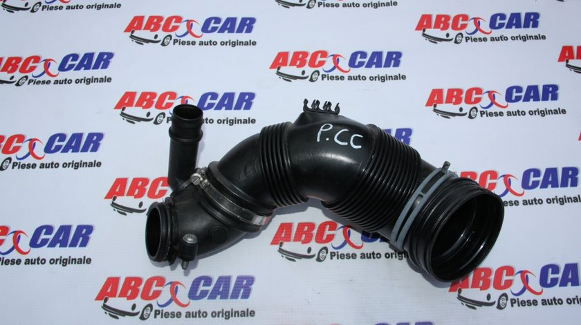 Tubulatura aer VW Passat CC 2.0 TDI cod: 1K0129654BH model 2012
