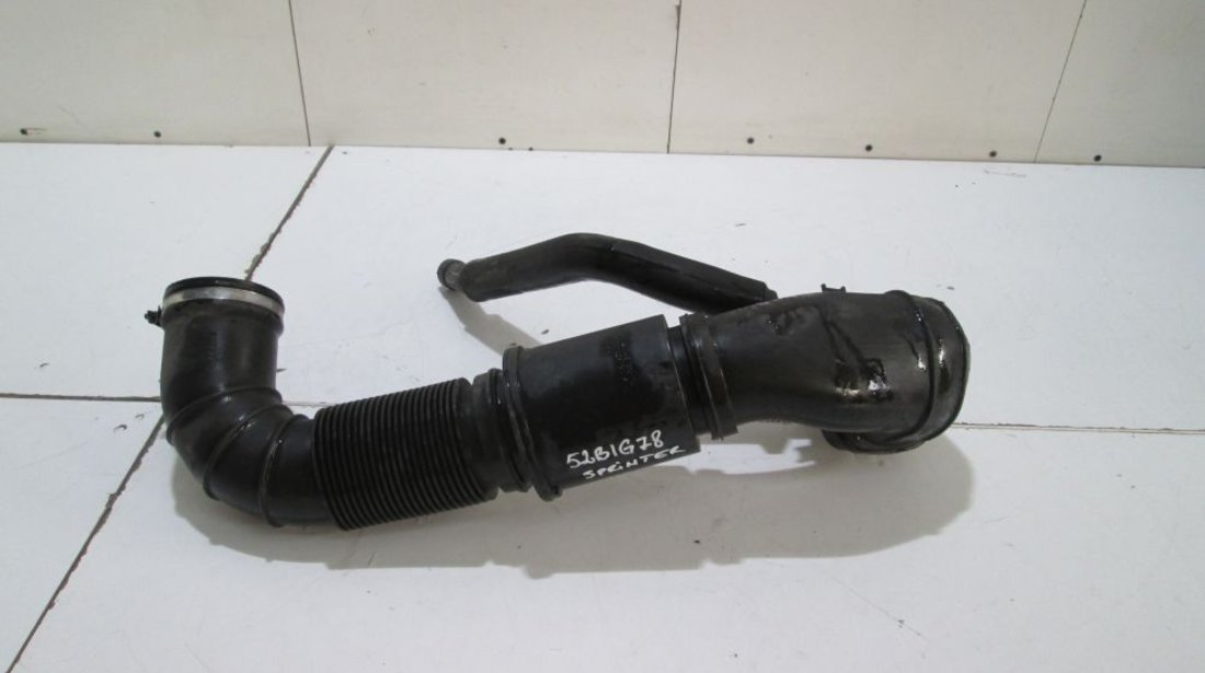 Tubulatura carcasa filtru aer Mercedes Sprinter an 2006 2007 2008 2009 2010 2011 2012 2013 2014 cod A9065281624