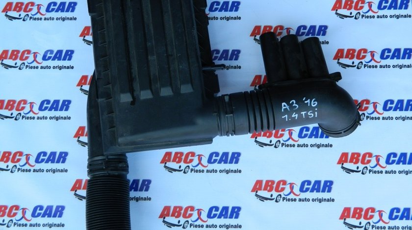 Tubulatura filtru aer Audi A3 8V 1.4 TFSI cod: 04E129651A model 2014