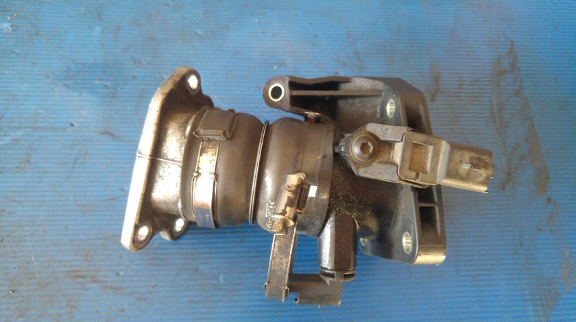 Tubulatura intercooler cu senzor 1.6 tdci hhjd ford fiesta 6 dupa 2008 7v2q-9j444-ad