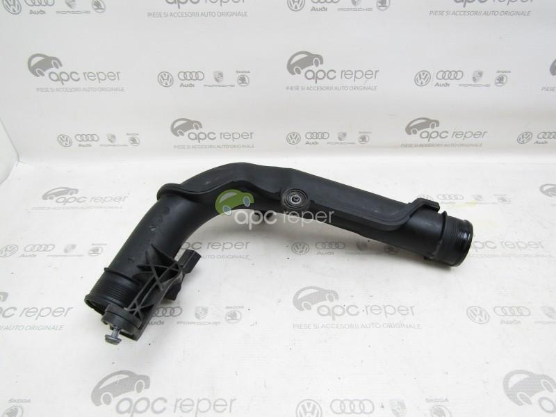 Tubulatura intercooler cu senzor presiune Audi / VW / Skoda / Seat - Cod: 1K0145770AE - 03G906051E