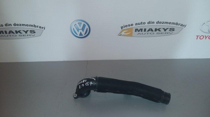 Tubulatura intercooler VW Golf 7