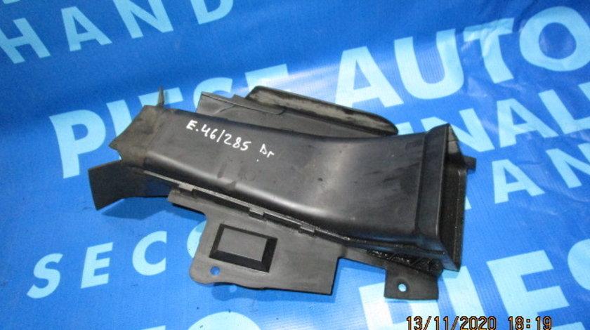 Tubulatura racire discuri BMW E46;  8197928