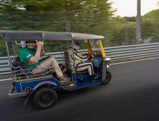 Tuk-Tuk pe Nurburgring
