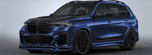 Tunerii au pus mana pe cel mai mare si luxos SUV de la BMW. Cum arata acum noul X7