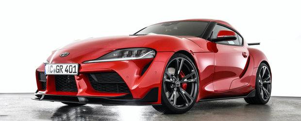 Tunerul de casa al companiei BMW a scos pe piata o Toyota Supra cu 400 de CAI sub capota. Uite-o AICI cum arata