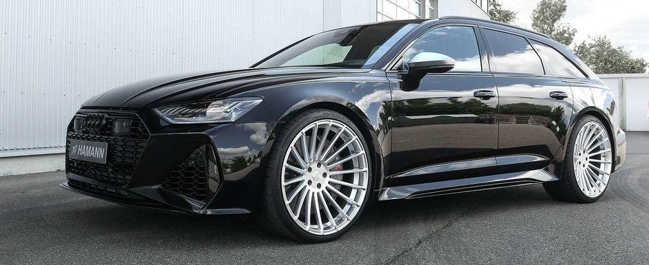 Tunerul de casa al marcii BMW s-a pus pe modificat primul sau Audi RS. Uite ce a iesit