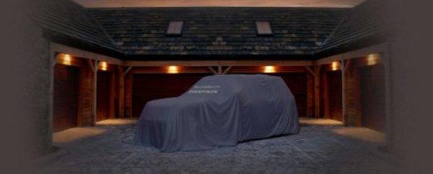 Tunerul Overfinch lanseaza un Range Rover Armat