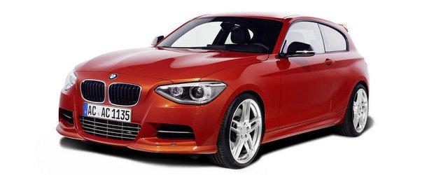 Tuning Ac Schnitzer: Noul BMW M135i primeste 360 cai putere, plus alte bunatati