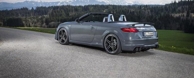 Tuning Audi: ABT deschide sezonul estival cu un TT Roadster de 310 CP