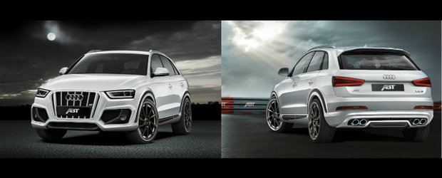 Tuning Audi: ABT modifica noul Q3