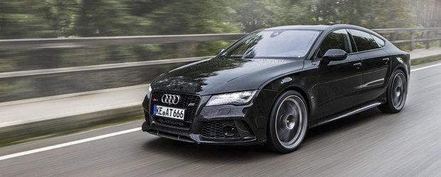 Tuning Audi: ABT ofera un upgrade de 700 CP si pentru modelul RS7 Sportback