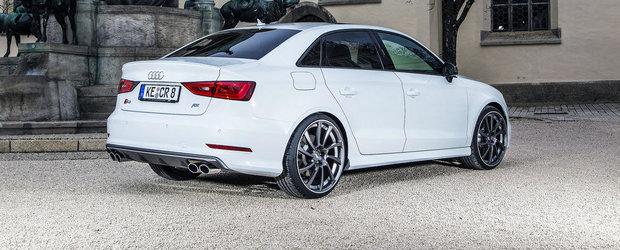 Tuning Audi: ABT vine in sprijinul noului S3 Sedan cu 70 CP si jante pe 20 inci