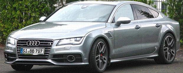 Tuning Audi: B&B ia la modificat noul A7 Sportback 3.0 TFSI, obtine 425 CP si 540 Nm