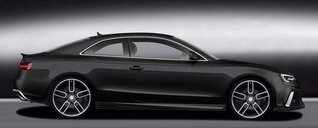 Tuning Audi: Caractere ia la modificat si ultimul A5 Coupe