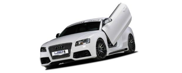 Tuning Audi: Lambo Doors pentru A5 si S5