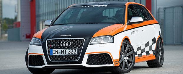 Tuning Audi: MTM dezlantuie noul RS3 Sportback!