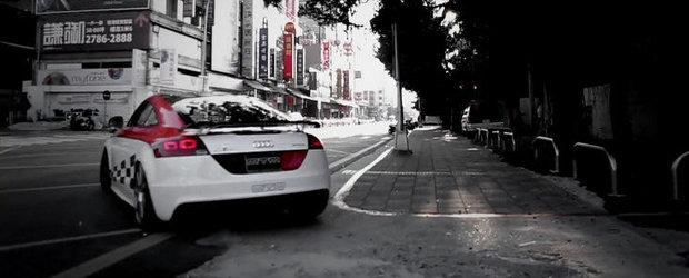 Tuning Audi: MTM TT-RS ia cu asalt jungla taiwaneza