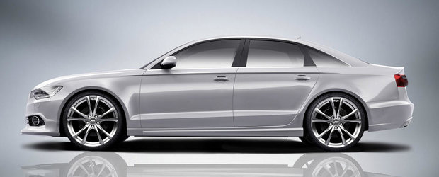 Tuning Audi: Noul ABT AS6 se pregateste sa guste din experienta SEMA 2013